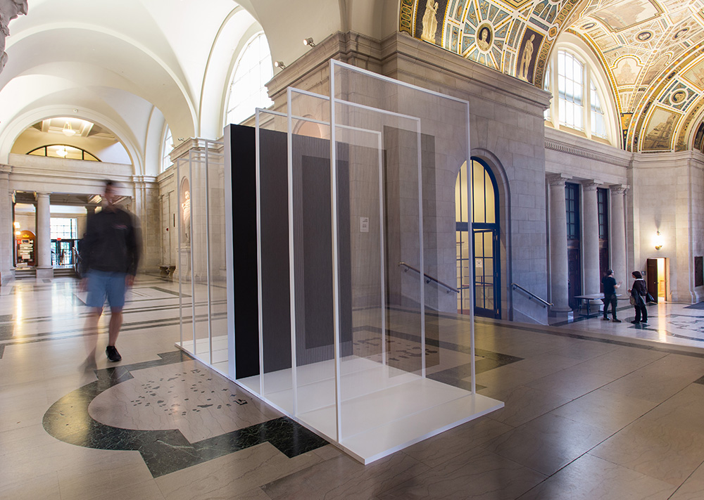 Transitional Spaces Installation
